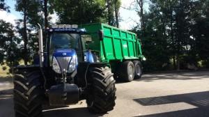 compost rijden
